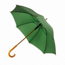Зонт-трость SANTY, деревянная ручка, механический