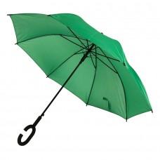 Зонт-трость HALRUM, пластиковая ручка, полуавтомат