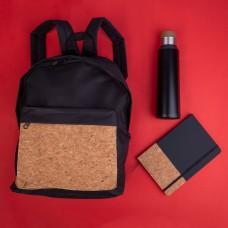 Набор подарочный BLACKWOOD: рюкзак, блокнот, бутылка для воды