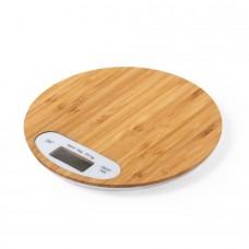 Весы настольные HINFEX, бамбук