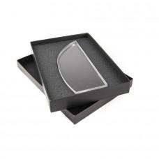 Награда TUSK в подарочной коробке, матовые грани, 85х210х20 мм, акрил